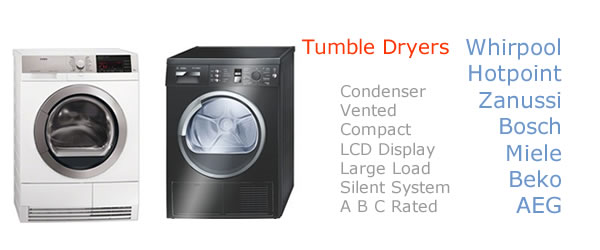 Compare Tumble Dryer Prices