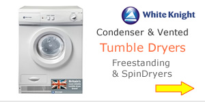 White Knight Tumble Dryers