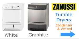 Zanussi Tumble Dryers